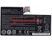 Acer Iconia A1-810 Pil Batarya